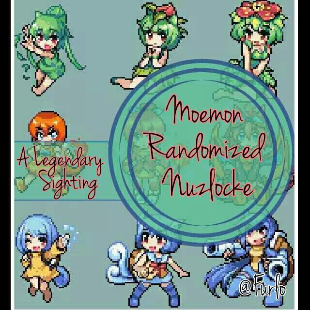 A Legendary Sighting (Moemon Randomized Nuzlocke