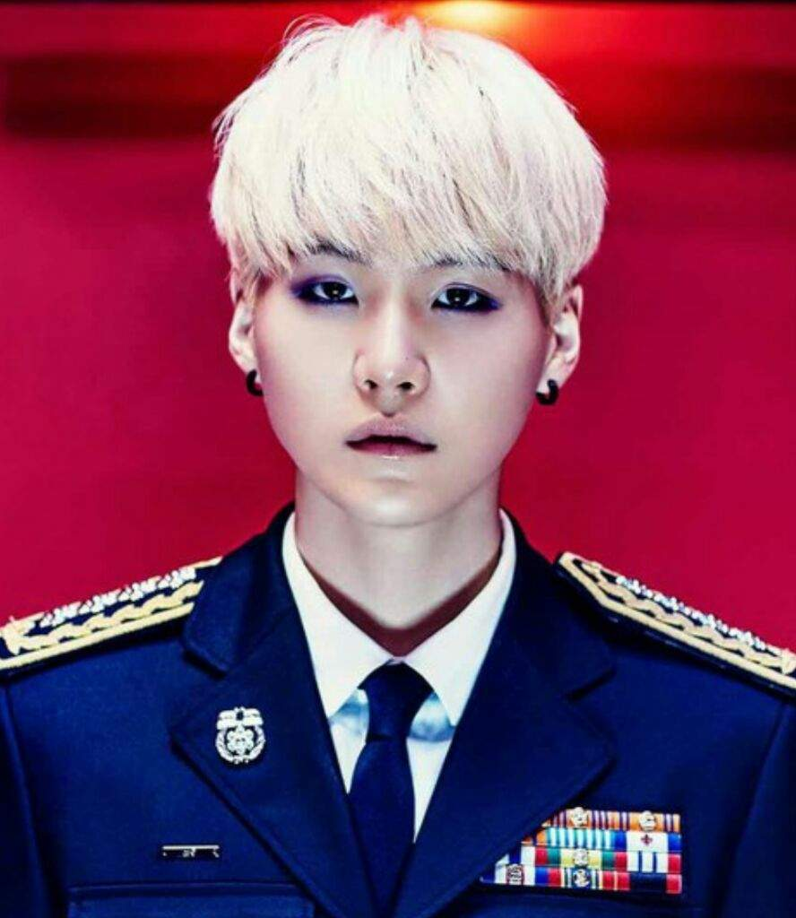 Which Hair Color Suits Bts Suga The Best K Pop Amino