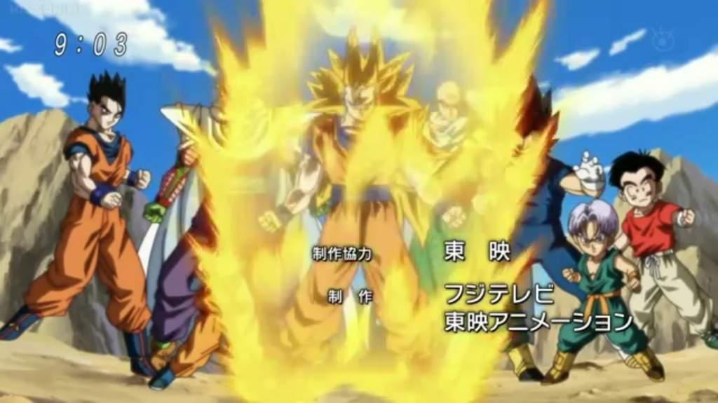 dragon ball kai buu saga anime amino
