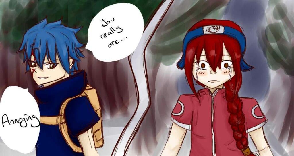 Naruto - Fairy Tail Crossover | Anime Amino