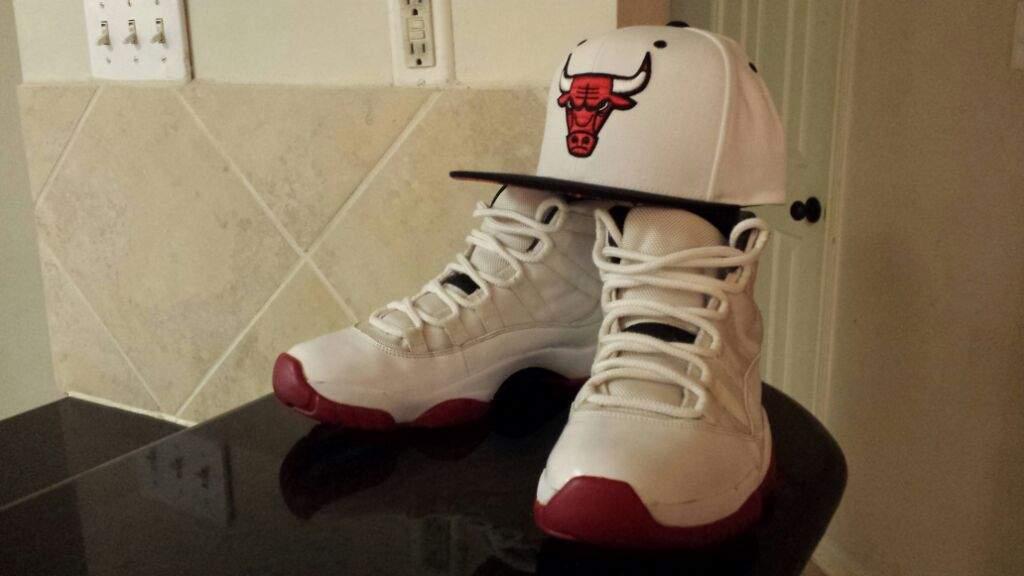 HIGH TOP CHERRY 11s   Sneakerheads Amino