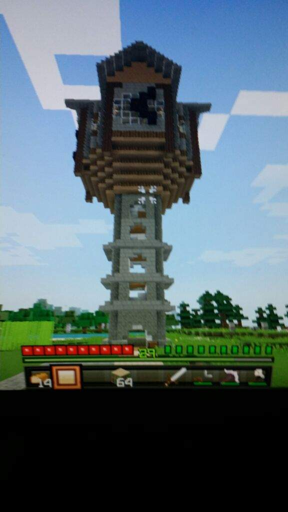 Clock Tower Minecraft Amino