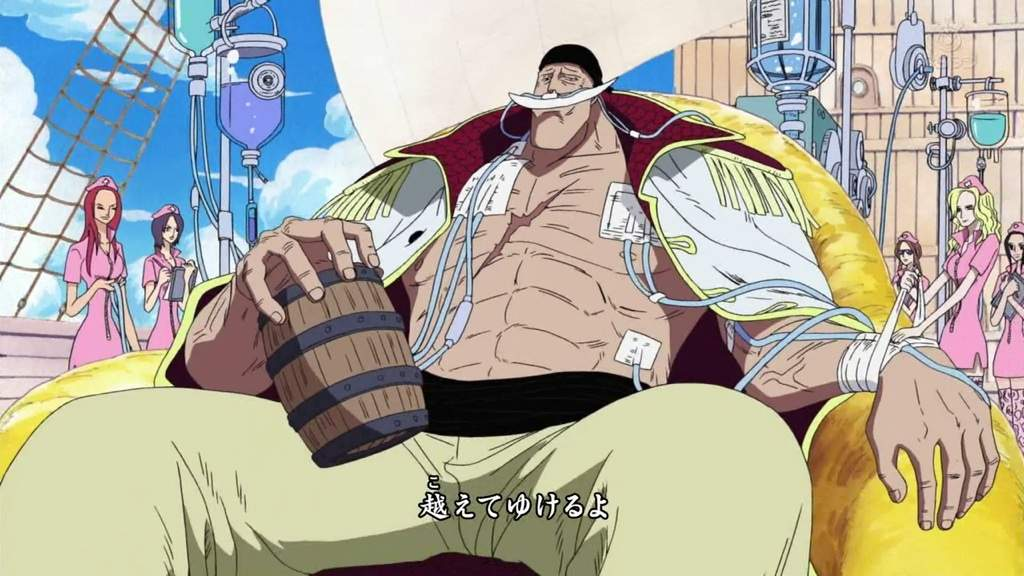 Top 10 favorite pirate captains part 2 one piece anime amino - Newgate one piece ...