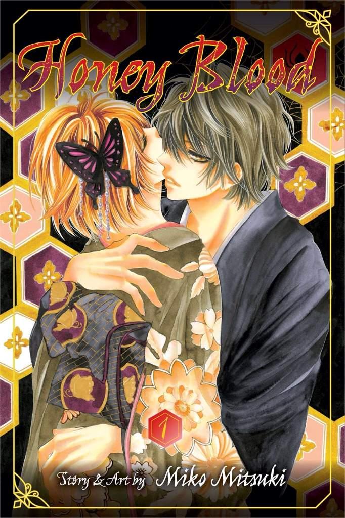 Vampire romance mangas
