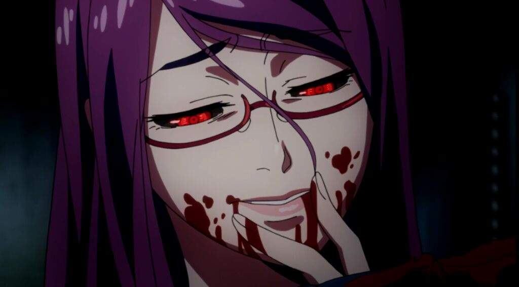 Image result for rize tokyo ghoul