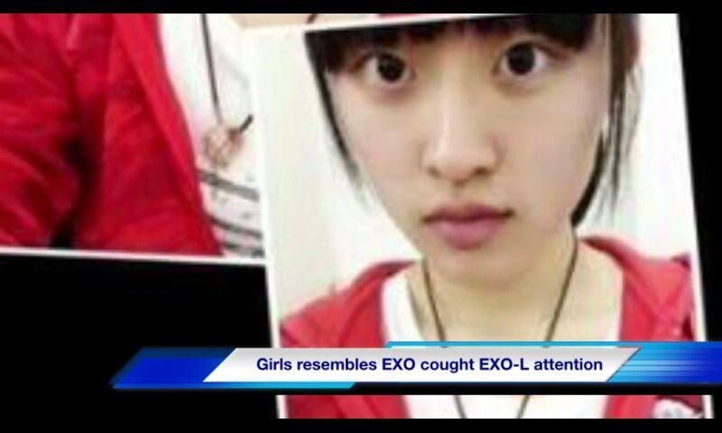 EXO girl version !! | K-Pop Amino