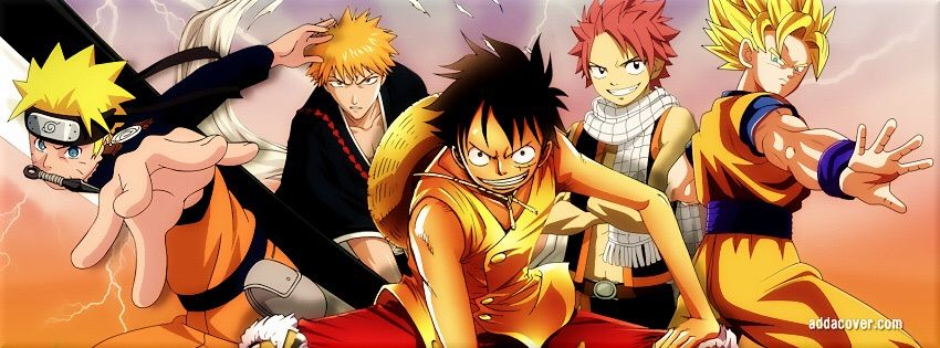 Dragon Ball Naruto Fairy Tail One Piece And The Most Popular Series All Fall Under Shounen Category Main Characters In These Usually