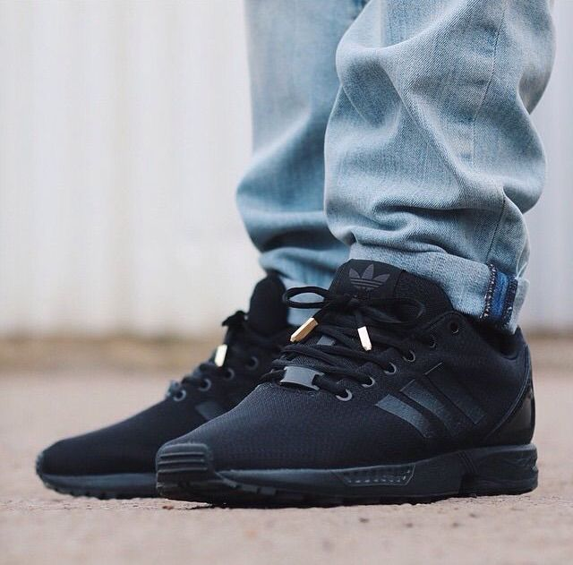 reputable site c73d3 e7999 Adidas zx flux black or red | Sneakerheads Amino