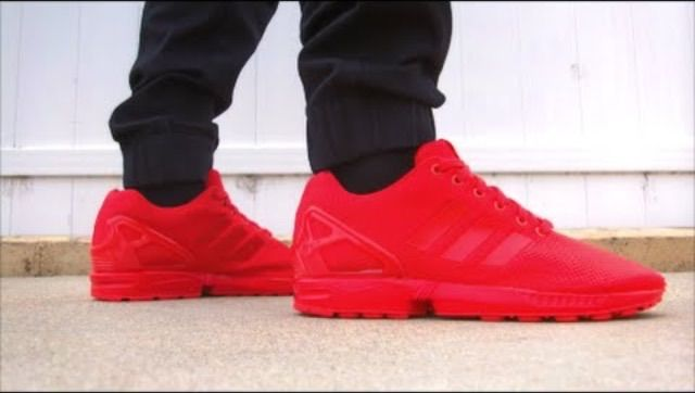 reputable site 48e60 58f8f Adidas zx flux black or red | Sneakerheads Amino