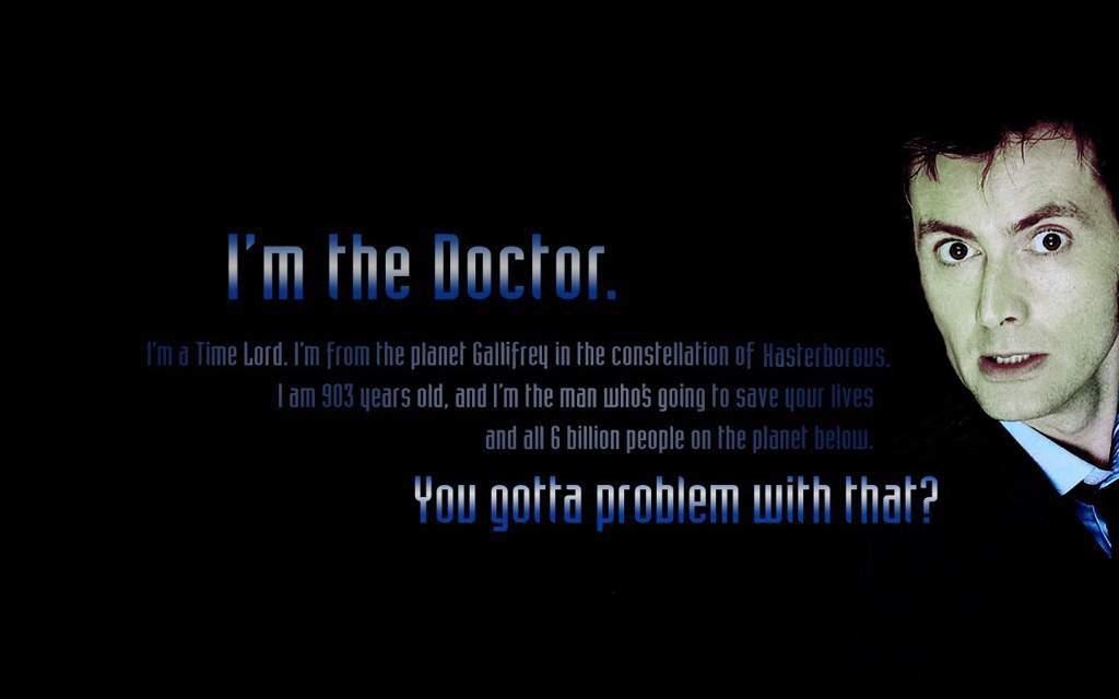 Turbo _.Tennant._   Doctor Who Amino AE84