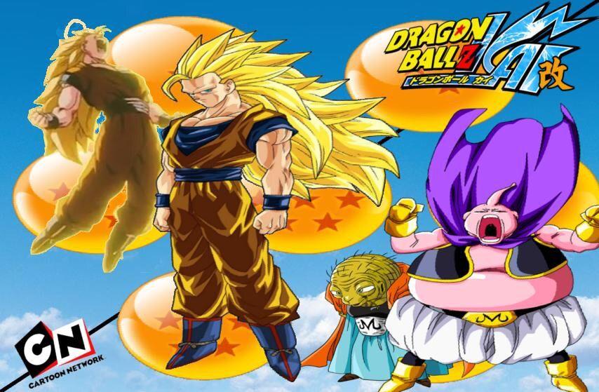 dragon ball z kai buu saga anime amino