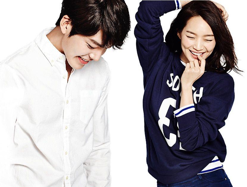 kim woo bin and shin min ah confirmed to be dating
