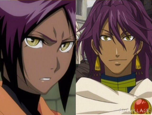 dark anime top 10: My Top 10 Anime Character Similarities