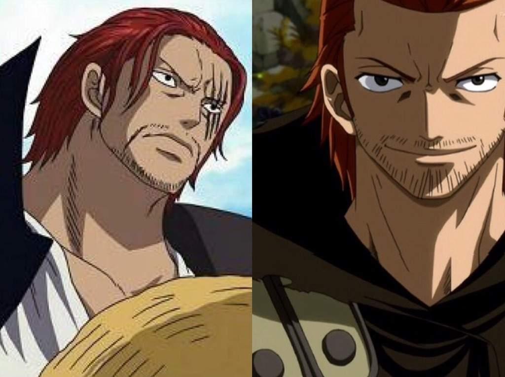 Anime Characters Look Alike : My top anime character similarities amino