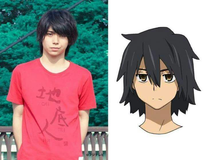 He Looks Fine Nyaa Got The Hair And Everything Nya I Just Hope That Hes Good At Acting Too