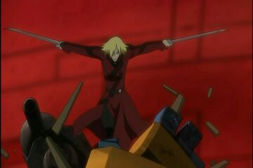 Samurai 7 Anime Characters : Rwby vs. samurai 7 specifically yang vs. kyuzo anime amino