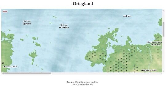 Fantasy Map Generator | Books & Writing Amino