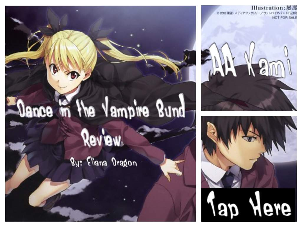 Dance In The Vampire Bund Review Anime Amino