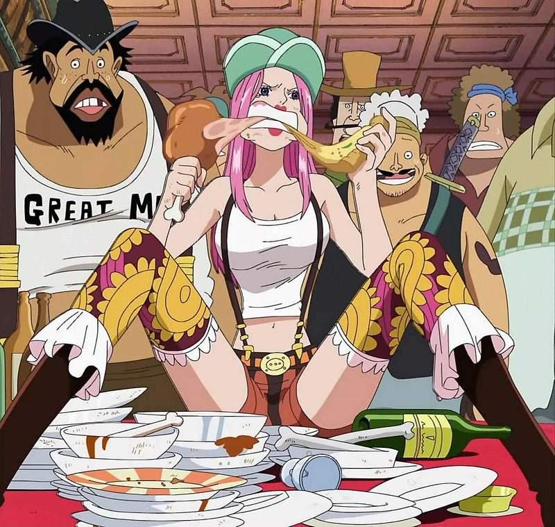 One Piece Who Is Jewelry Bonney Anime Amino