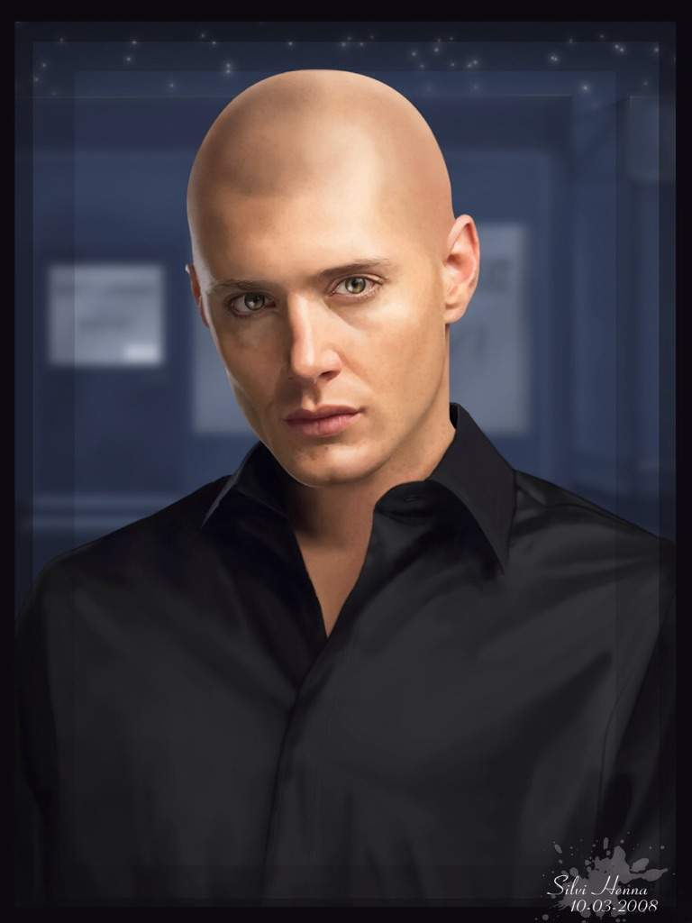who do u think looks better bald ???☺️   supernatural amino