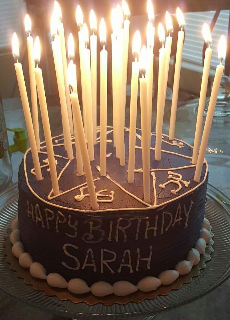 Birthday Cake Supernatural Amino