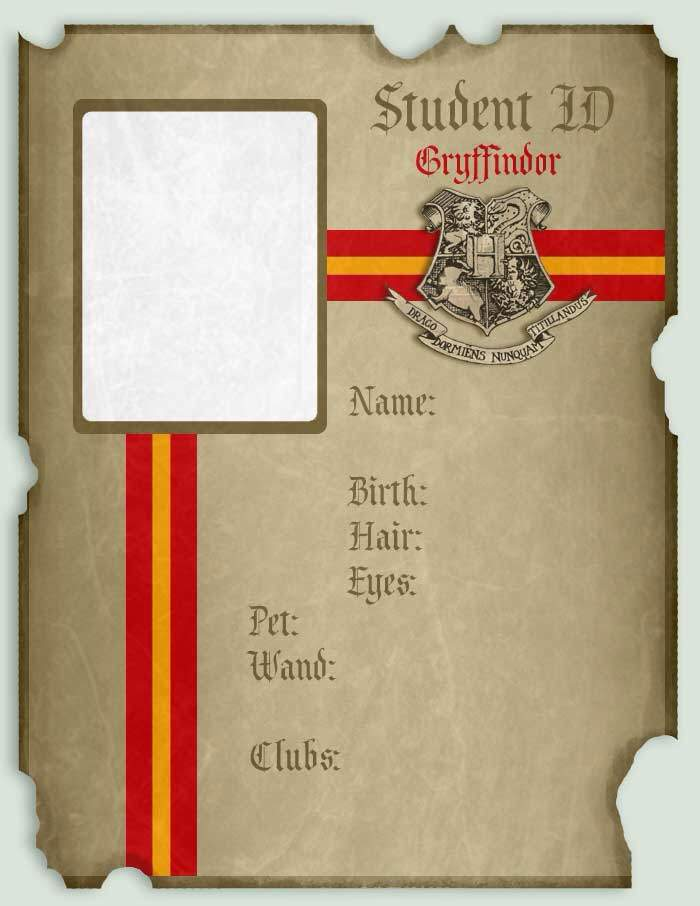 Hogwarts id and diploma templates harry potter amino maxwellsz