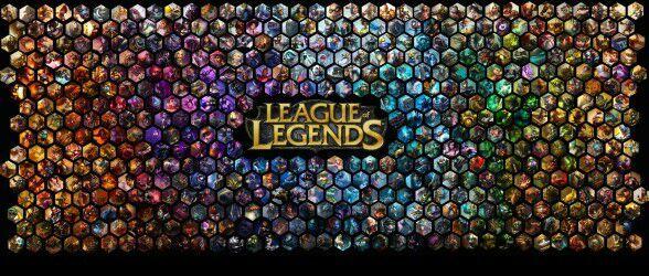 League of legends books