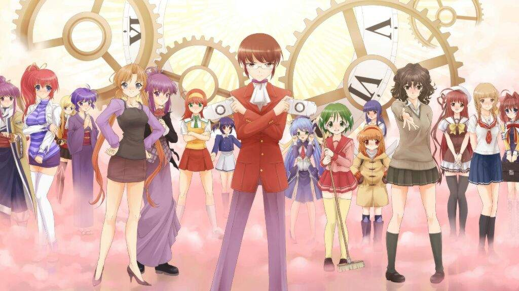 The World God Only Knows Wiki Anime Amino