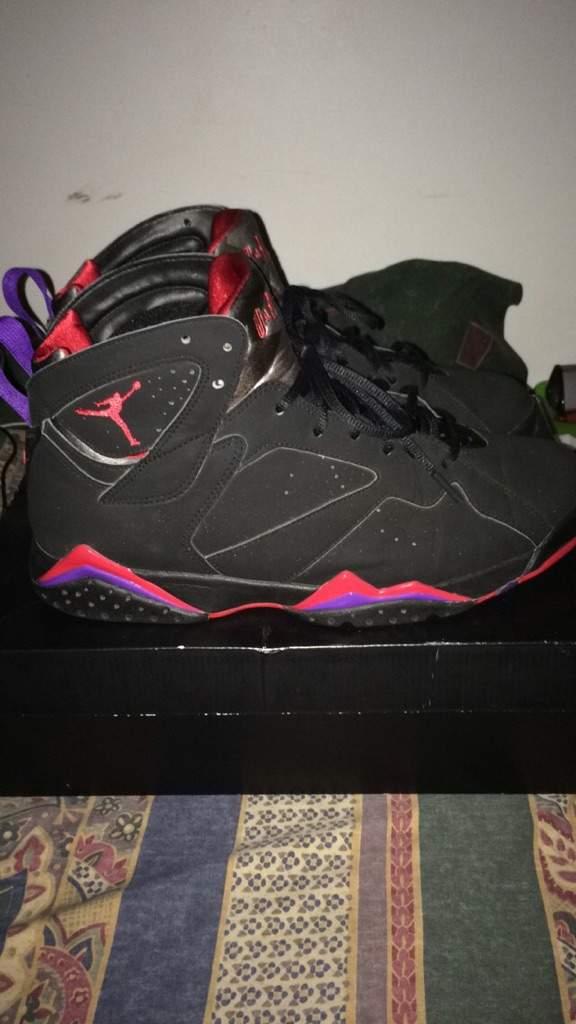 huge discount d0889 ca42e My 2012 Raptor 7s | Sneakerheads Amino