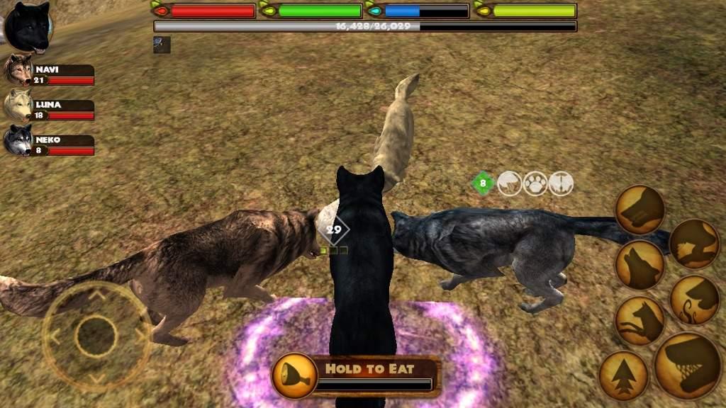 Ultimate Wolf Sim | Video Games Amino