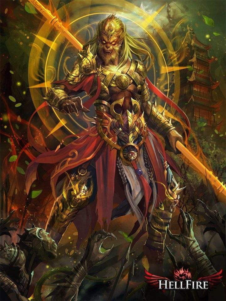 903170a7d My servant will be Sun Wukong, the monkey king. My Fate knowledge is  lacking, and English is pretty bad so bare with me. XD