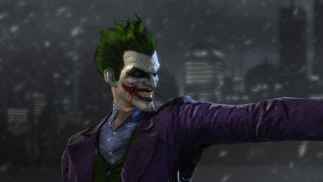 Arkham origins the joker comics amino welcome to the madhouse batman i set a trap and you sprang it gloriously now lets get this party startedhahahahahahah voltagebd Images
