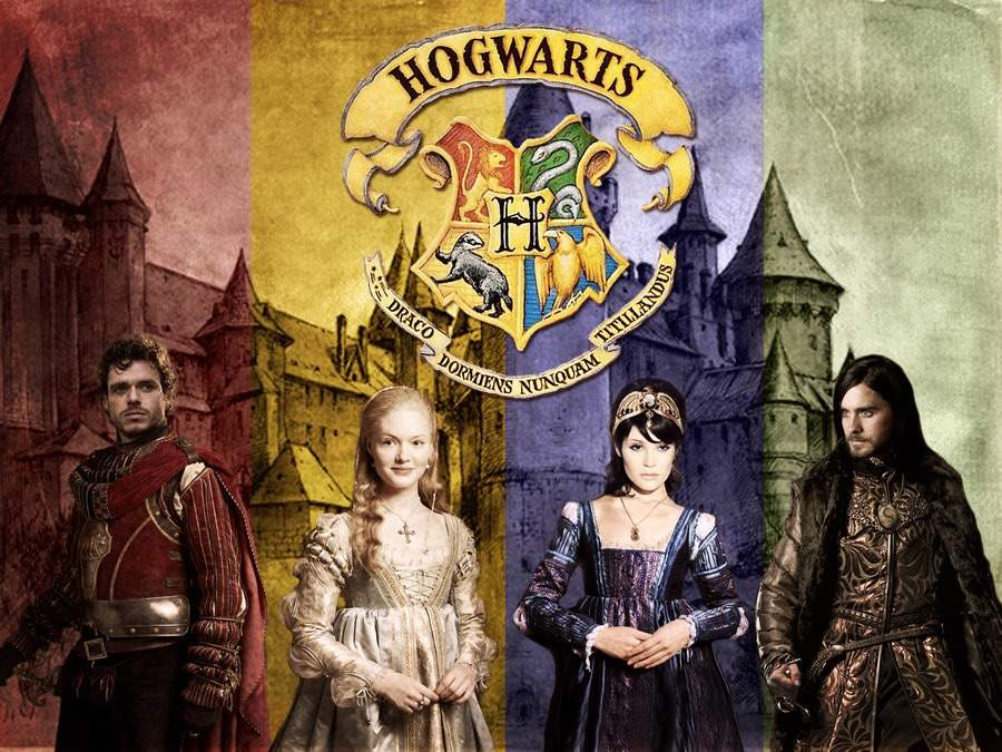 Hogwarts founders | Harry Potter Amino