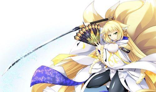 Yokai day: kitsune | Anime Amino