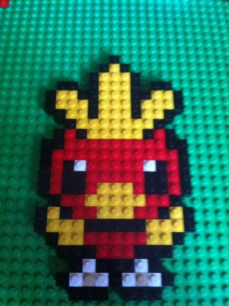 how to build lego pokemon rayquaza