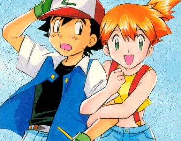 For Ash and the girls have xxx in pokemon are not