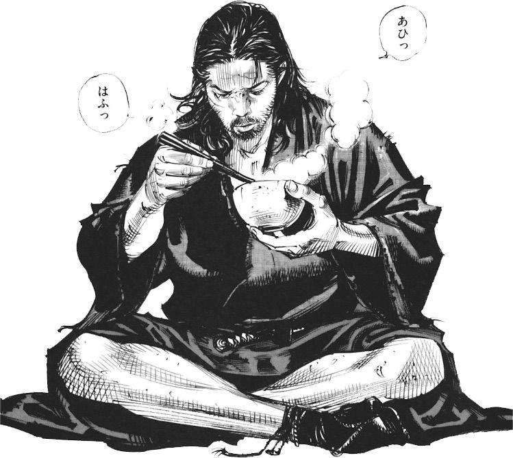 Vagabond Manga Rec Anime Amino