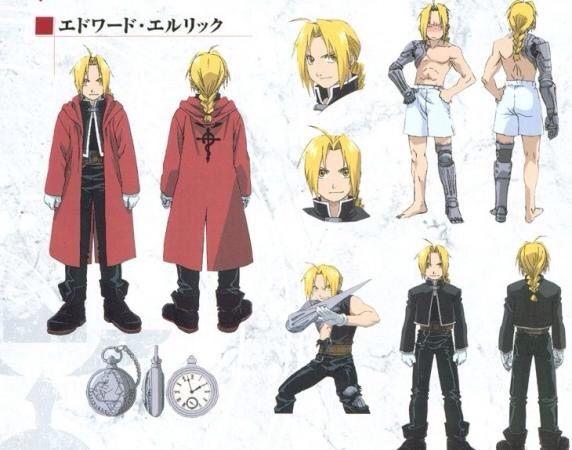 Character Analysis - Edward Elric   Anime Amino