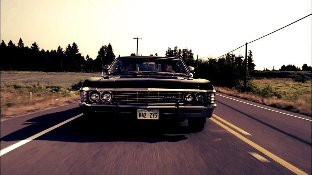 What Does The Impala Mean To You Supernatural Amino - Supernatural show car