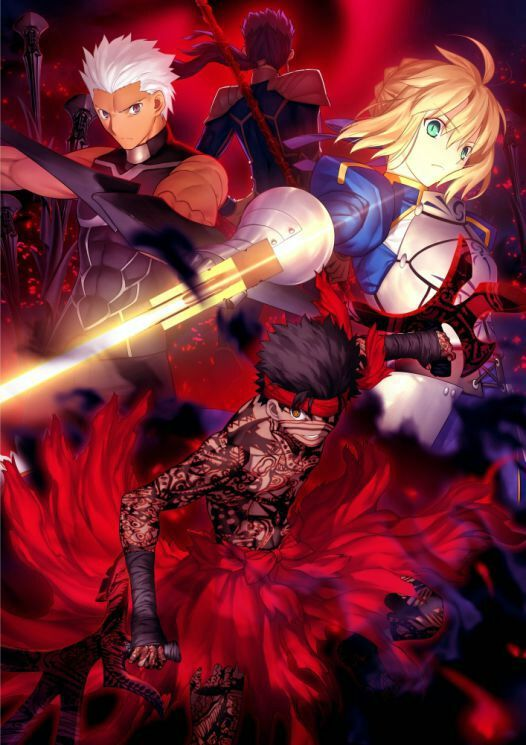 Image result for fate hollow ataraxia anime