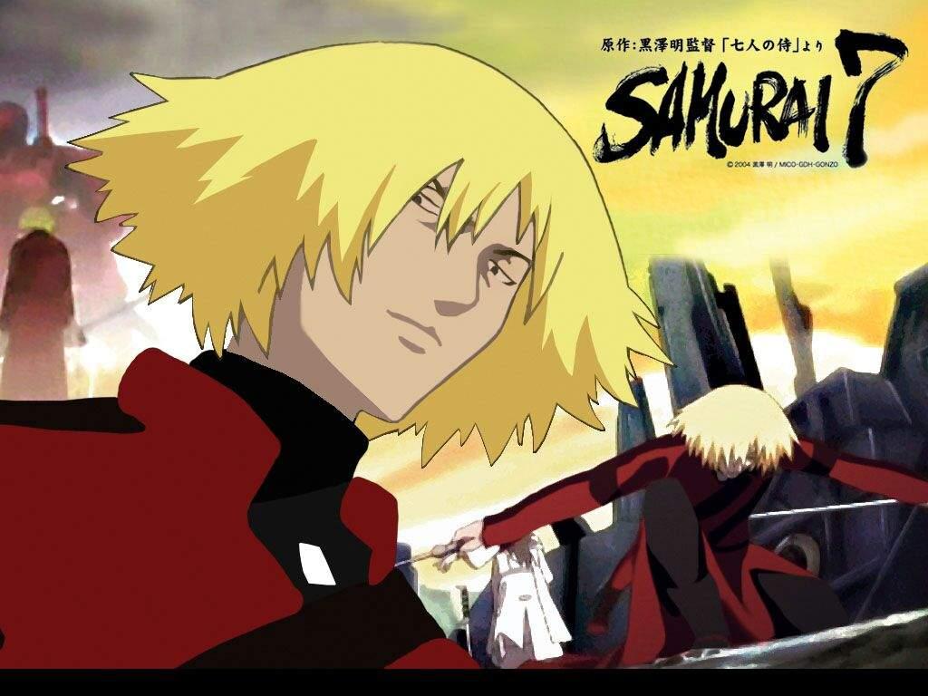 Samurai 7 Anime Characters : Just finished samurai 7 anime amino