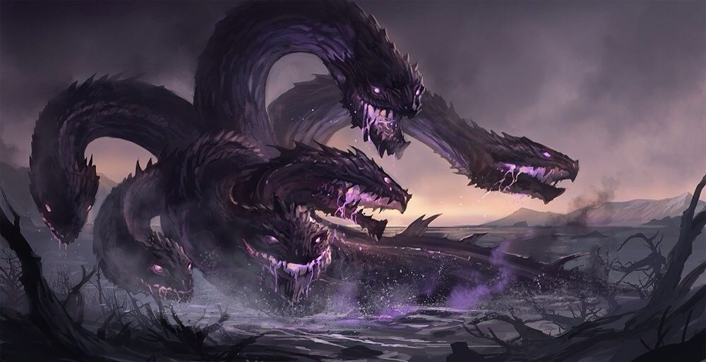 Image result for hydra creature