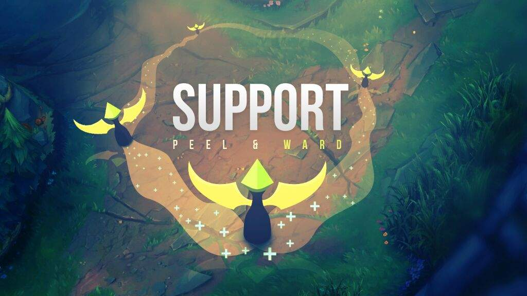 My Favorite Support Wallpaper | League Of Legends Official Amino