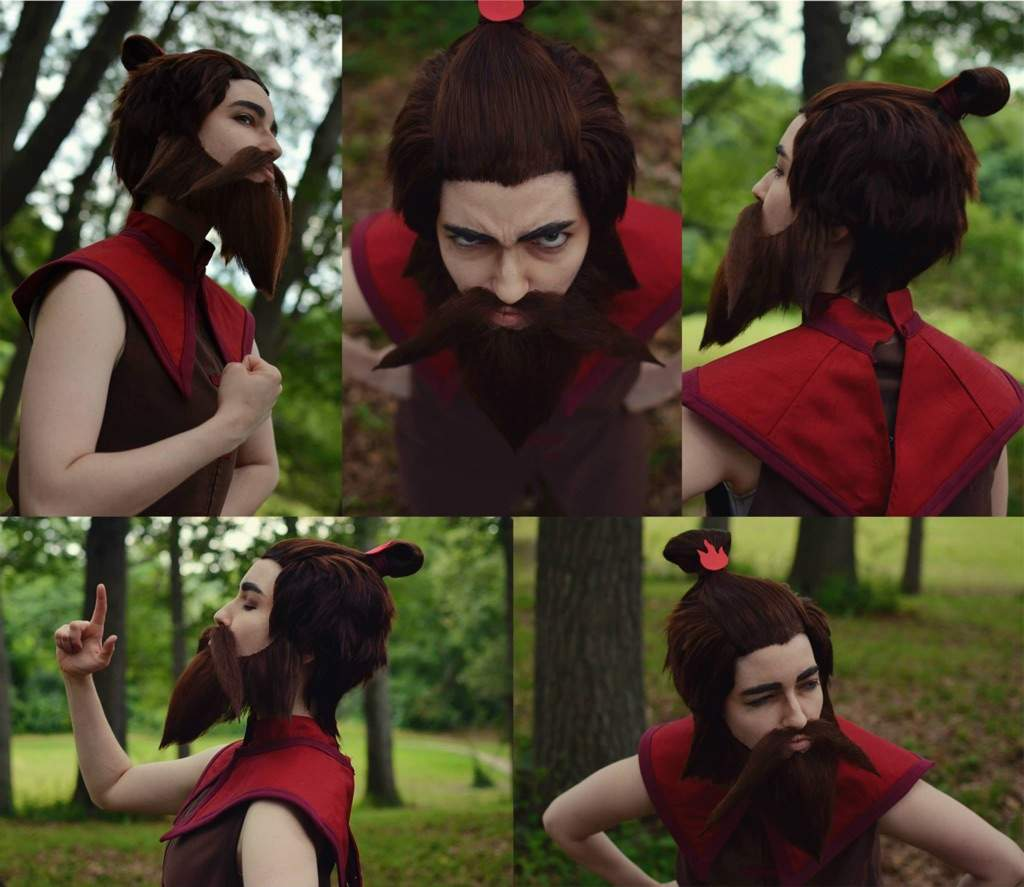 Tutorial: Making a Realistic Fake Beard (pt 1)   Cosplay Amino