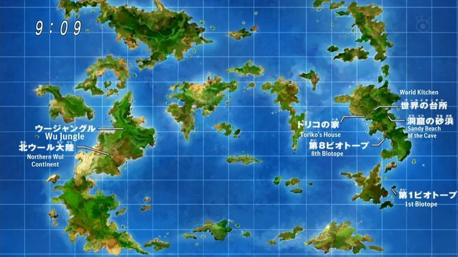 Hunter x Hunter, Magi and Toriko | Anime Amino