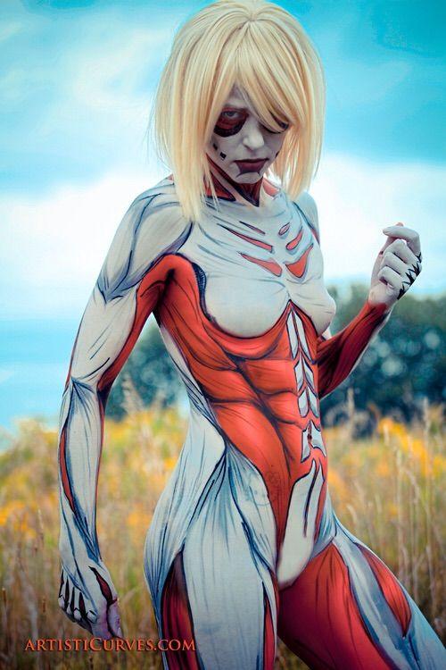 Female Titan (FS 5) by Hollitaima on DeviantArt