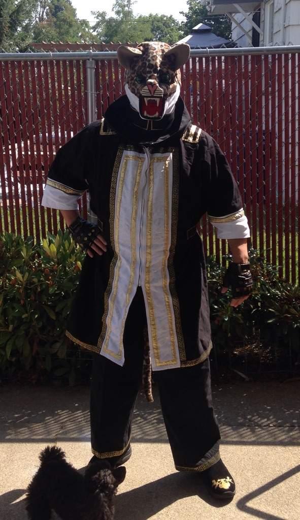 King Tekken 5 6 Player 2 Costume Wiki Cosplay Amino