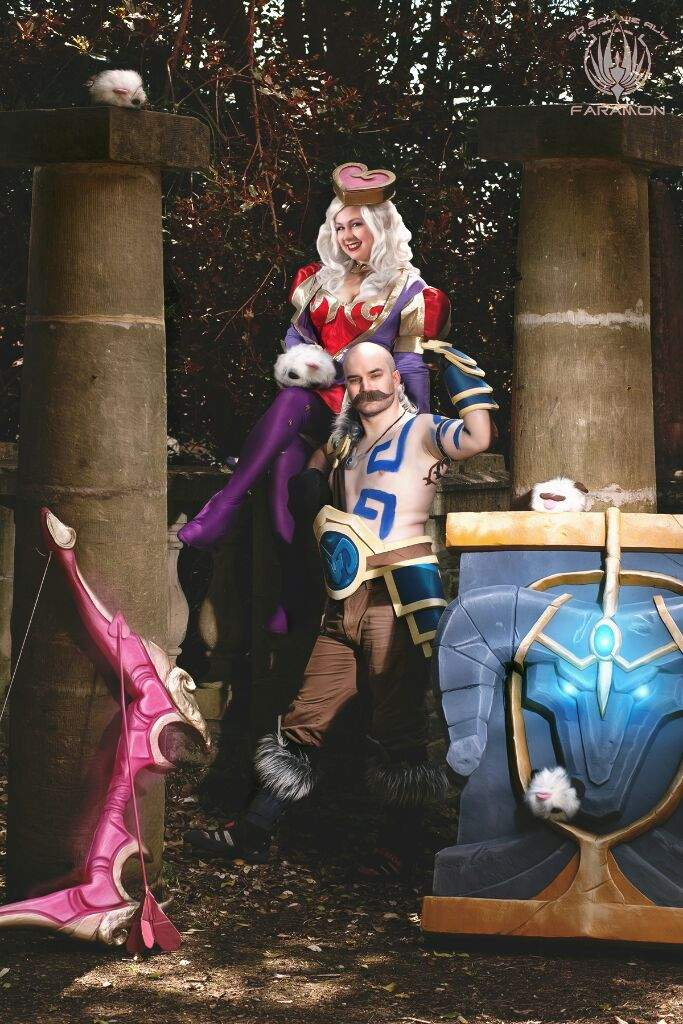 Ashe And Braum