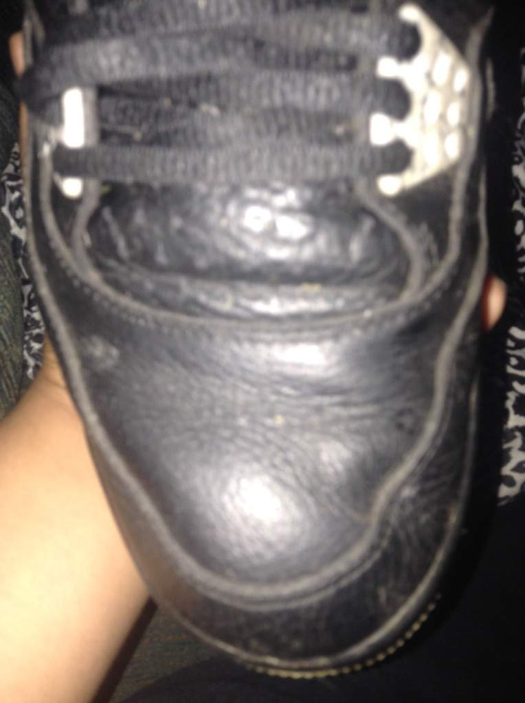 b001158f8f4d ... How Do I Get Creases Out On Oreo 4 s With That Leather Sneakerheads  Amino ...