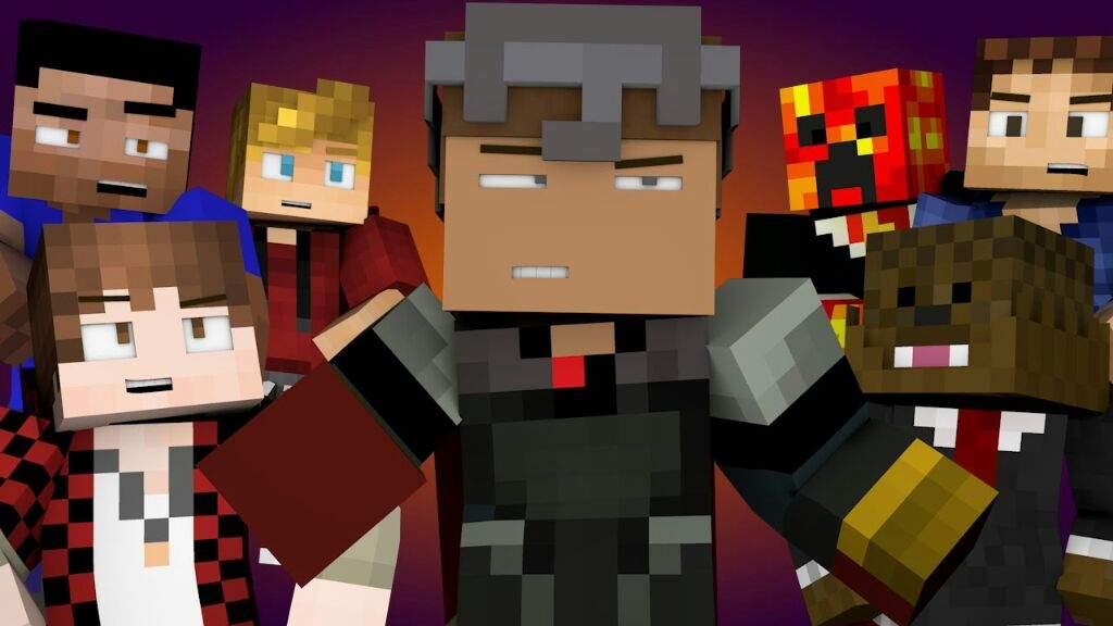 Logdotzip vs ThePack | Minecraft Amino